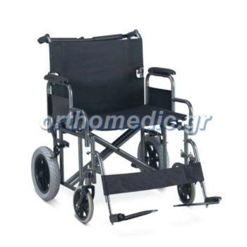 Αναπηρικό Αμαξίδιο Υπέρβαρων Steel