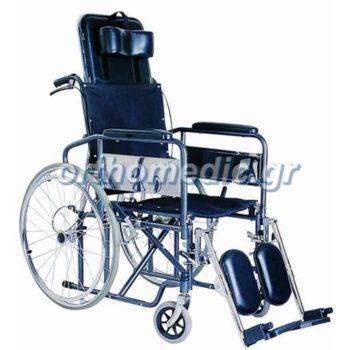 Αναπηρικό Αμαξίδιο Reclining