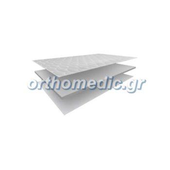 Ανώστρωμα Memory Foam 4cm
