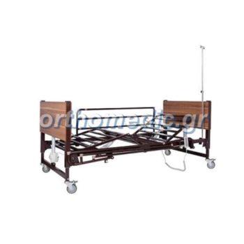 Ηλεκτρικό Νοσοκομειακό Κρεβάτι Πολύσπαστο