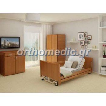 Ηλεκτρικό Νοσοκομειακό Κρεβάτι Taurus Lux