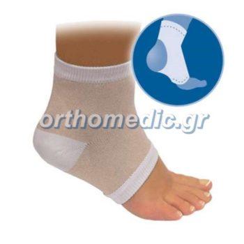 Κάλτσα πτέρνας με επίθεμα gel