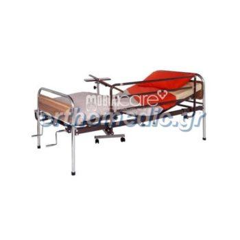Νοσοκομειακό Κρεβάτι Πολύσπαστο