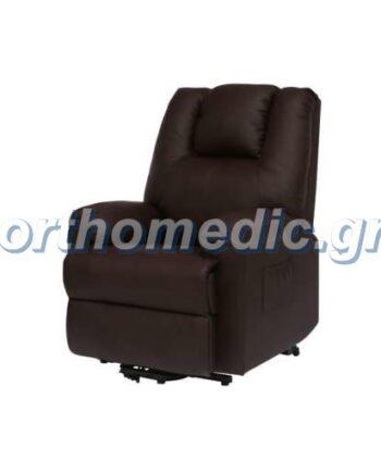Πολυθρόνα Massage Θερμαινόμενη με Ανάκλιση
