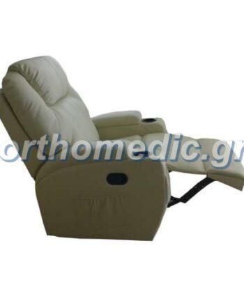 Πολυθρόνα Relax Massage Θερμαινόμενη
