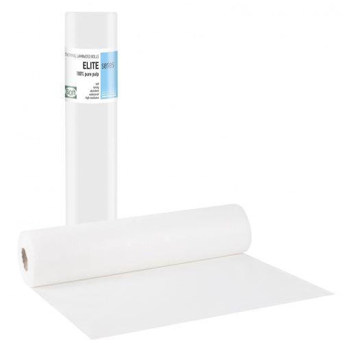Εξεταστικό Ρολό Πλαστικό και Χαρτί με Θερμοκόλληση
