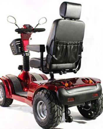 Αναπηρικό Scooter για Υπέρβαρους 64030