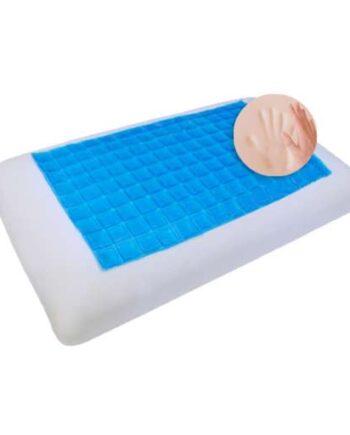 Ανατομικό Μαξιλάρι Memory Foam Cool Gel