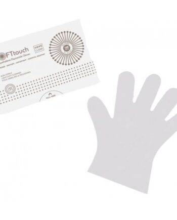 Γάντια Διαφανή Σαγρέ