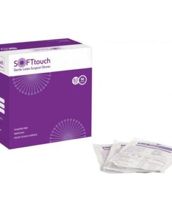 Γάντια Χειρουργικά Χωρίς Πούδρα Soft Touch