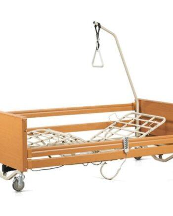 Ηλεκτρικό Κρεβάτι Ξύλινο Πολύσπαστο