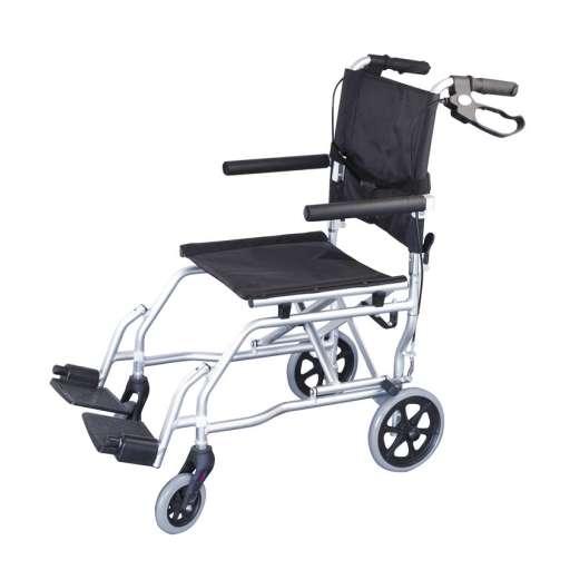 Αναπηρικό Καρότσι Μεταφοράς με Μικρούς Τροχούς