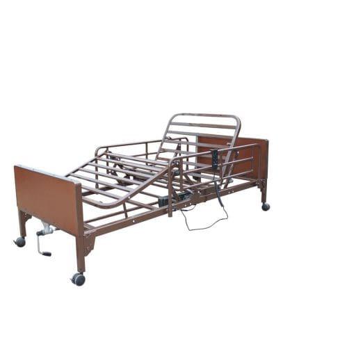 Νοσοκομειακό Κρεβάτι Ημι-ηλεκτρικό