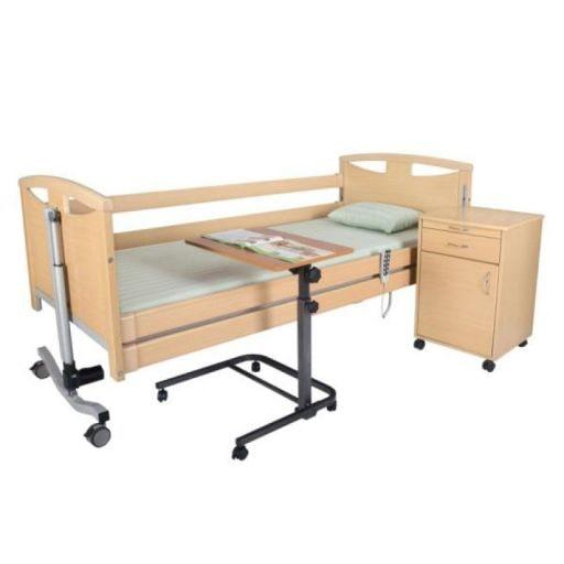 Ηλεκτρικό Νοσοκομειακό Κρεβάτι Metwood