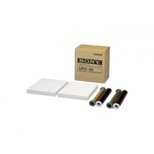 Έγχρωμο Χαρτί Υπερήχου Sony UPC-55