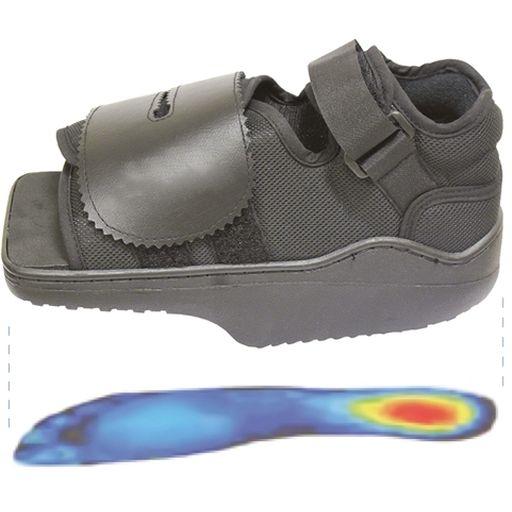 Μετεγχειρητικό Υπόδημα Ortho Wedge Heel