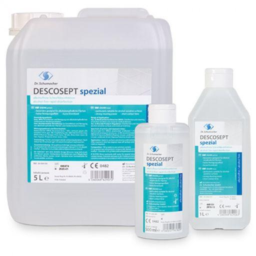 Απολυμαντικό Ευαίσθητων Επιφανειών Descosept Spezial