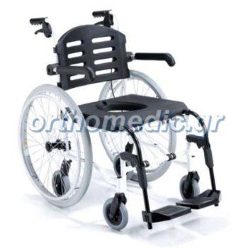 Αναπηρικό Αμαξίδιο Μπάνιου Aqua