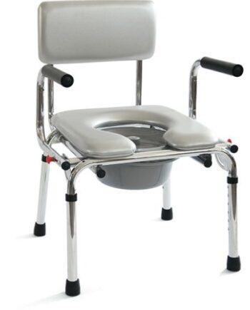 Αδιάβροχη Καρέκλα Μπάνιου με WC