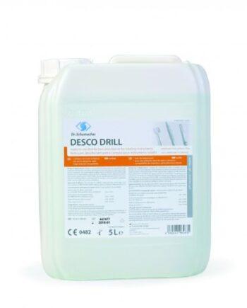 Desco Drill Απολυμαντικό Οδοντιατρικών Φρεζών & Εξαρτημάτων