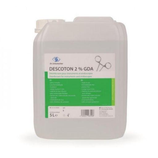 Υγρό Απολύμανσης Εργαλείων Descoton 2% GDA